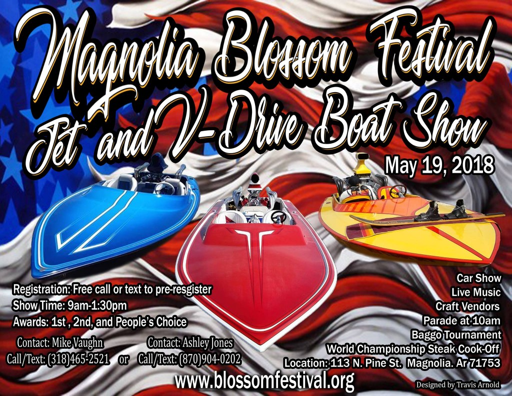 2018 BF boat show flyer